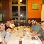 Cena en La Carbayera