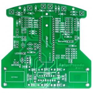 Placa del robot 2012