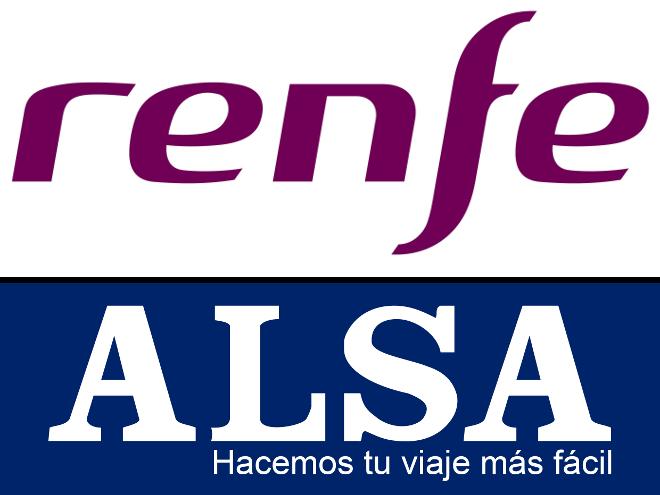 RENFE y ALSA