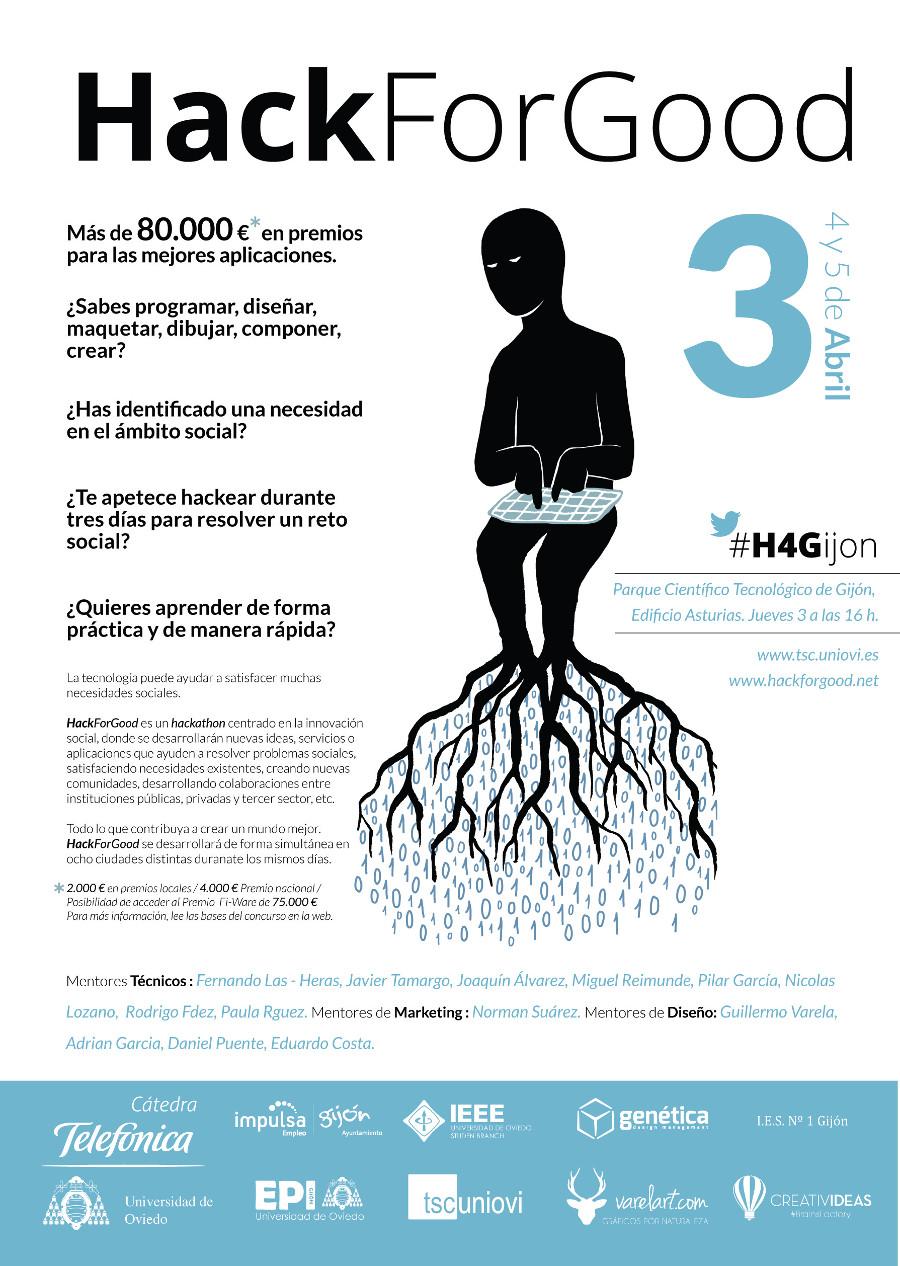 Cartel H4G 2014
